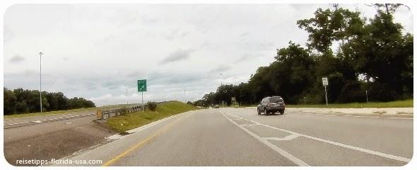 Jacksonville Bilder Arlington Beach idyllisch Entfernung