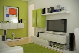 dicas para decorar uma sala pequena