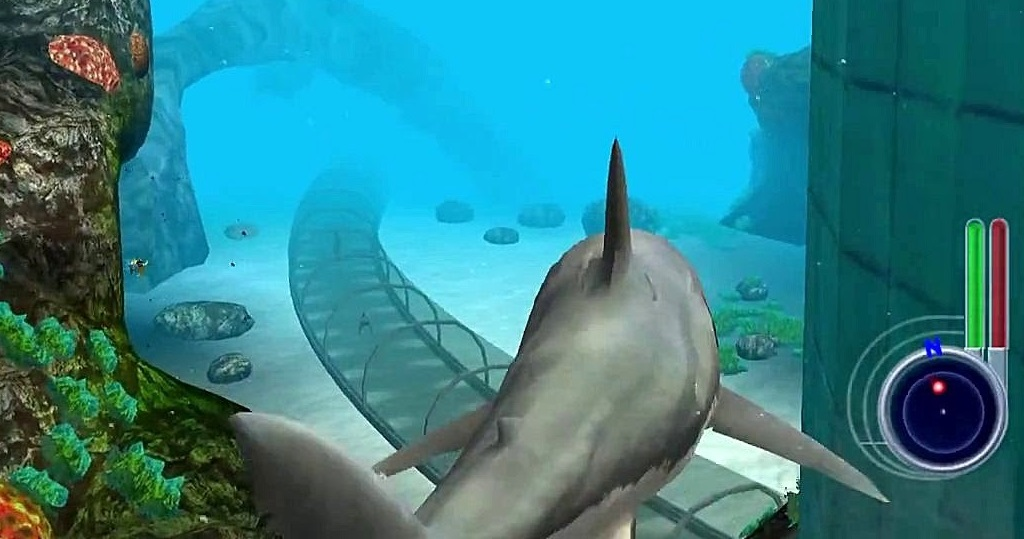 Download Game Jaws Unleashed PS2 Full Version Iso For PC