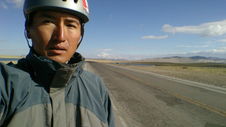 ... 自転車旅行は目的意識が特に