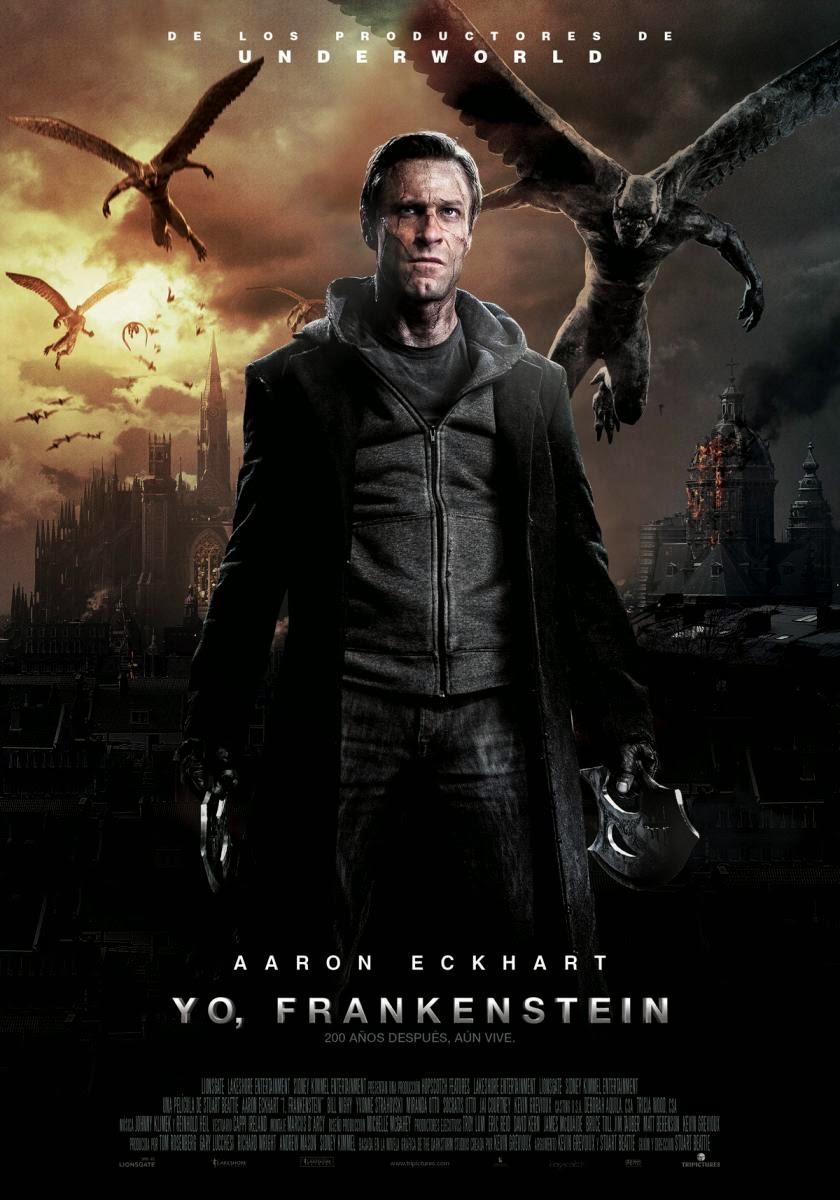 Yo, Frankenstein HD 1080p Dual 2014