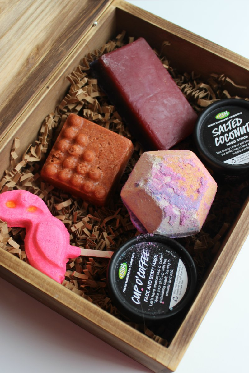 New Lush Core Products