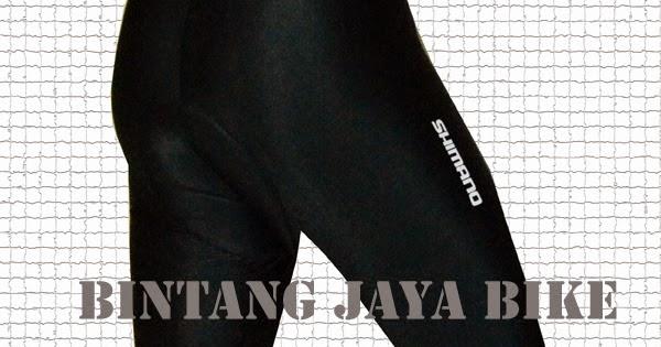 Celana Sepeda Stretch 3/4 Shimano (IDR.120.000) - BINTANG