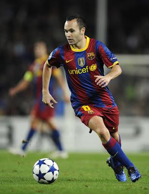 Andres Iniesta - FC Barcelona (1)