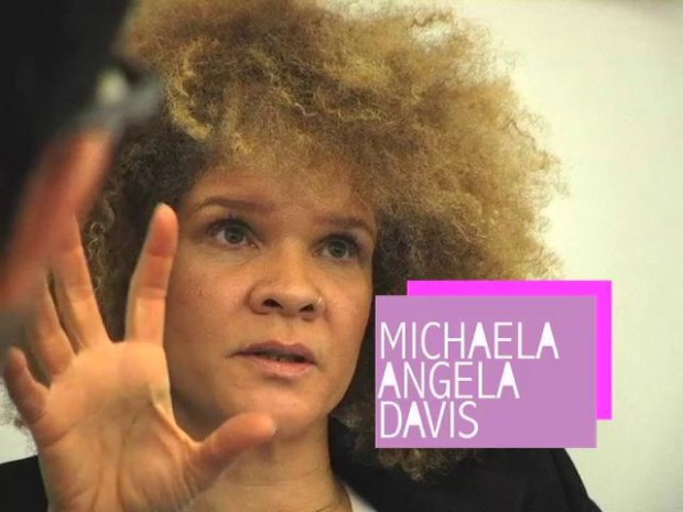 michaela angela davis is tired of the way african american women are    Michaela Angela Davis