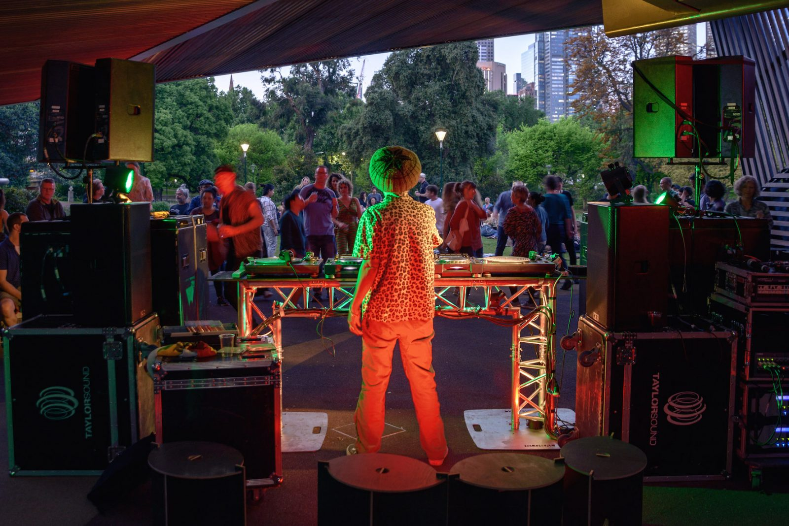 FRIDAY SUNSET SERIES - Melbourne's favourite DJs and musicians