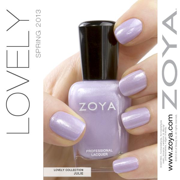 Zoya Julie Zoya Nail Polish Blog:...