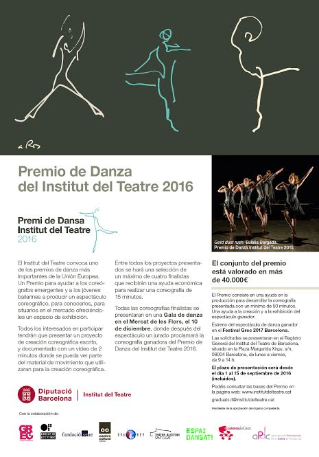 Concurso de danza