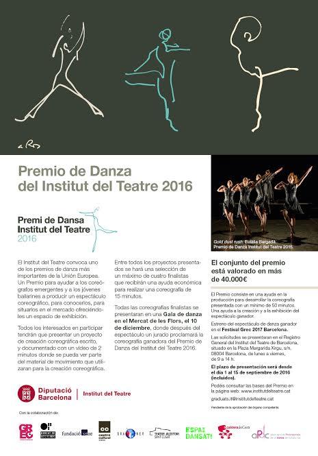 Concurso de danza