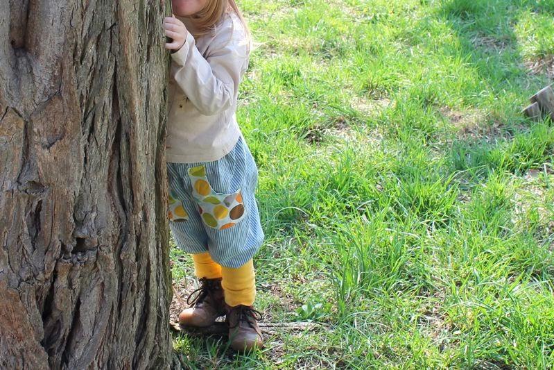 Spielpause - Kleider für Kinder: bequem, bunt und frech.