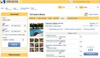 Come e dove trovare hotel economici, siti alberghi low cost