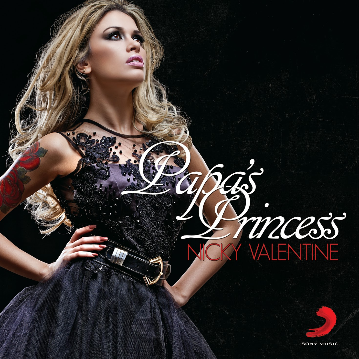 Nicky Valentine - Papa's Princess (Cover Album)