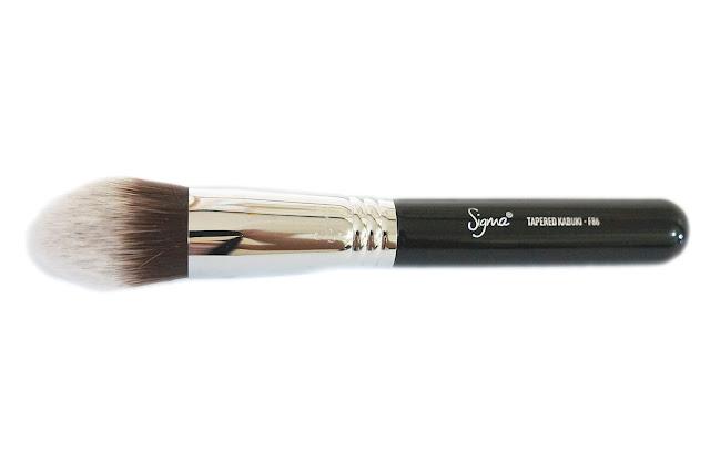 Sigma F86 Tapered Kabuki Brush