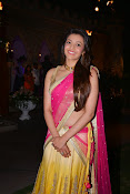 kajal agarwal photos in half saree-thumbnail-12