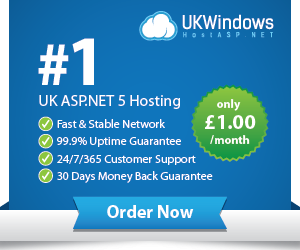 Best Cheap ASP.NET 5 Hosting in UK