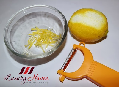 how to make lemon zest for salmon recipe