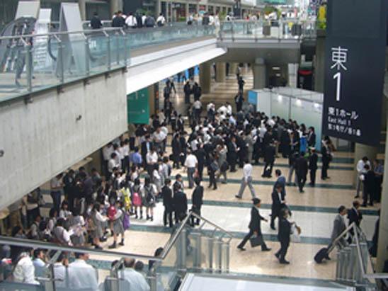 FOOMA JAPAN 2012 国際食品工業展