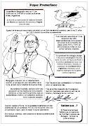 COMÍC BIOGRAFÍA PARA FRANCISCO I papa francisco