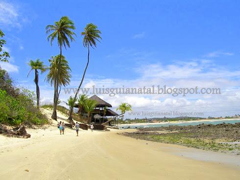 Genipabu , Tierra de Dunas y Playas Maravillosas.