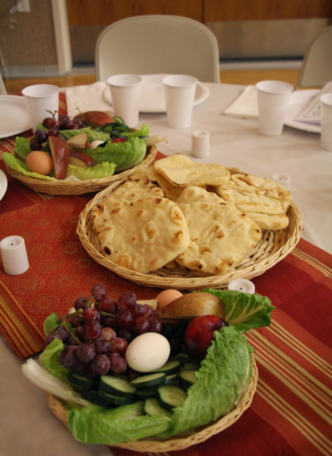 Redeemer of israel triclinium passover feast biblical for Ancient israelite cuisine