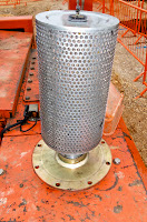 suction filter - hydraulic repair