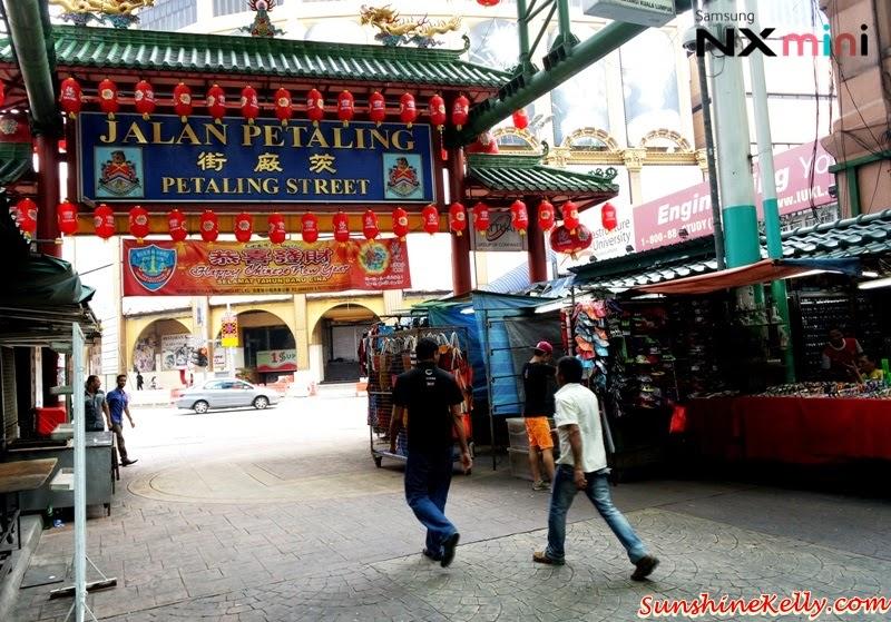 Samsung NX Mini Smart Camera, Photo Marathon Challenge, malaysia historical building, petaling street
