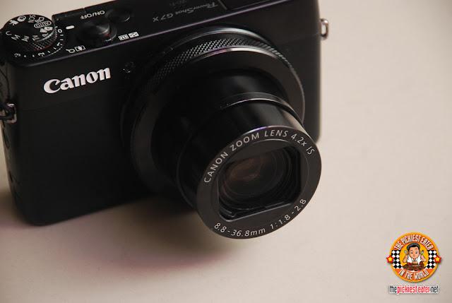 Cannon PowerShot G7 X