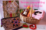 SORTEO EN EL BLOG : ANUSKI´S WORLD