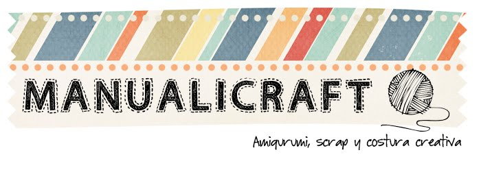 Manualicraft - Amigurumi, scrap y costura creativa