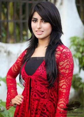 model and actress Anika Kabir Shokh 6