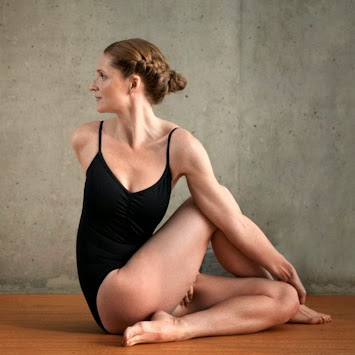 Spinal Twist pose Yoga