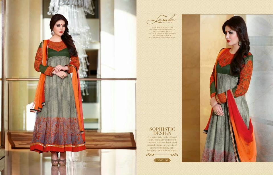 Indian Midsummer Frock Collection Trend