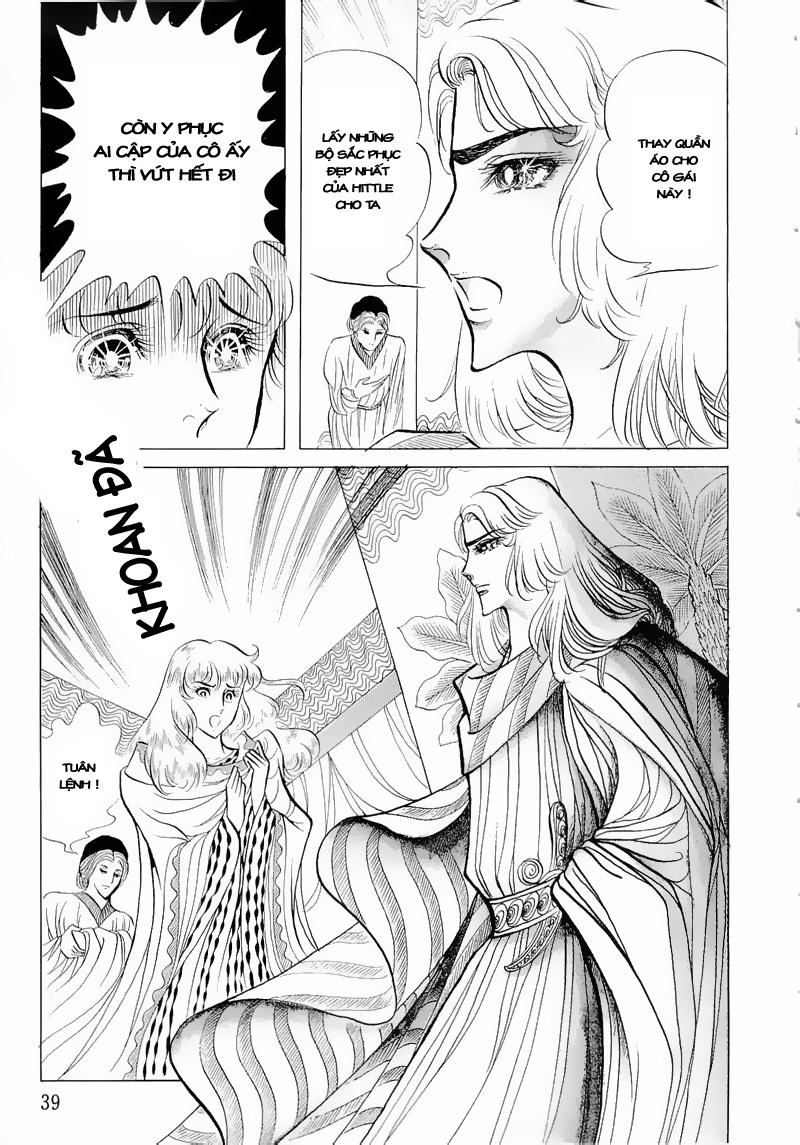 Nữ Hoàng Ai Cập-Ouke no Monshou chap 51 Trang 7 - Mangak.info