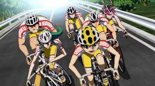 Yowamushi Pedal Subtitle Indonesia - Sananime