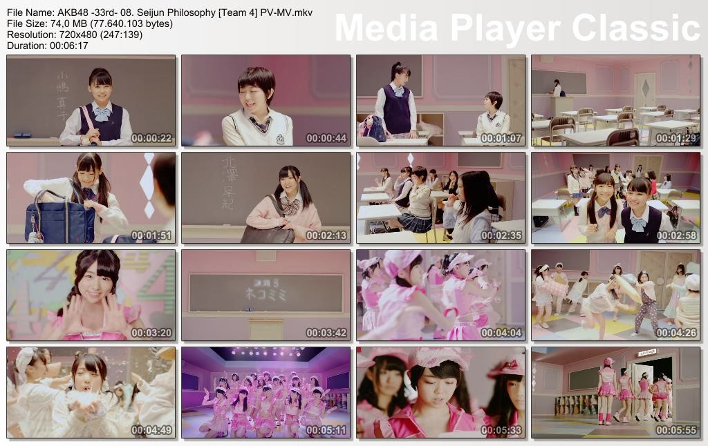 AKB48+-33rd-+08.+Seijun+Philosophy+[Team+4]+PV-MV.mkv_thumbs_[2013.10.30_04.56.24].jpg (1024×646)