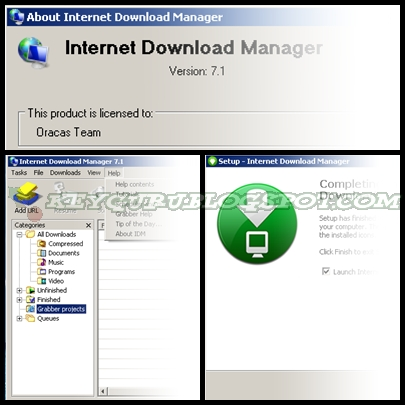 Latest Internet Download Manager | Full IDM | Activated | Crack