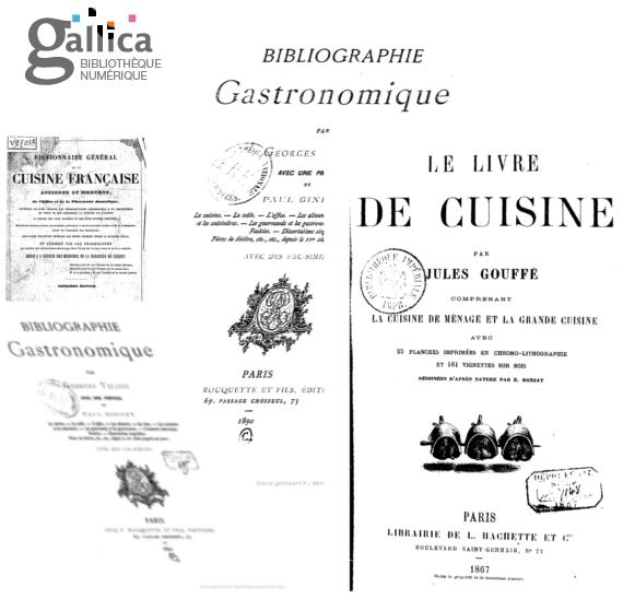 Consulter des livres de cuisine anciens sur gallica cc for Anciens livres de cuisine