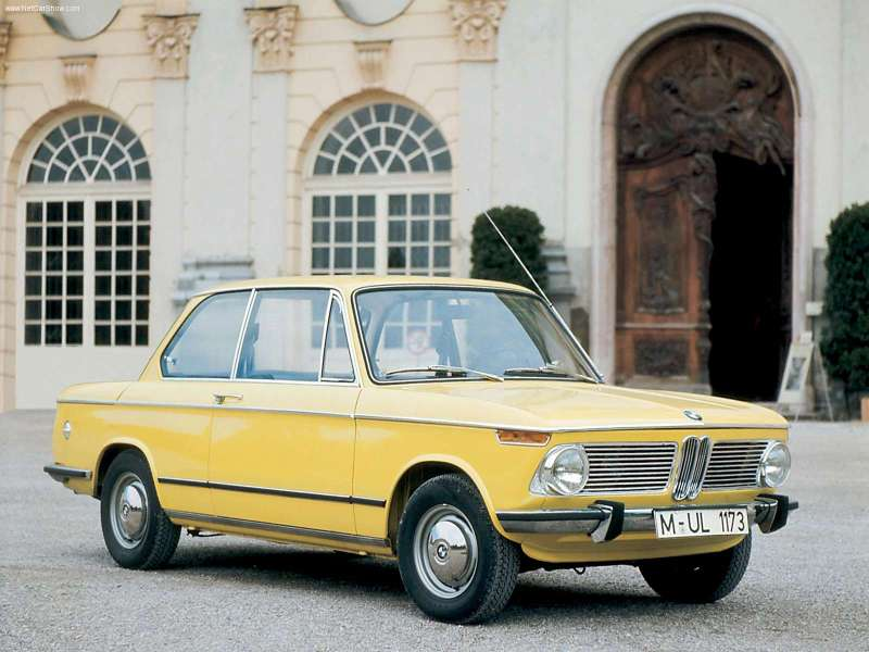 1966 - BMW 02 Series Wallpapers for PC ~ BMW Automobiles