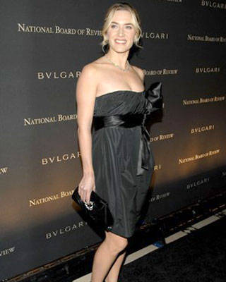 Kate Winslet at the National Board of Review of Motion Pictures Annual Awards Gala