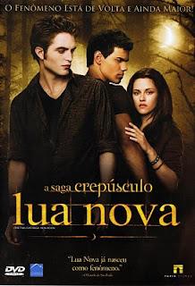 A Saga Crepúsculo 2 : Lua Nova Dublado poster capa download filme avi assistir baixar