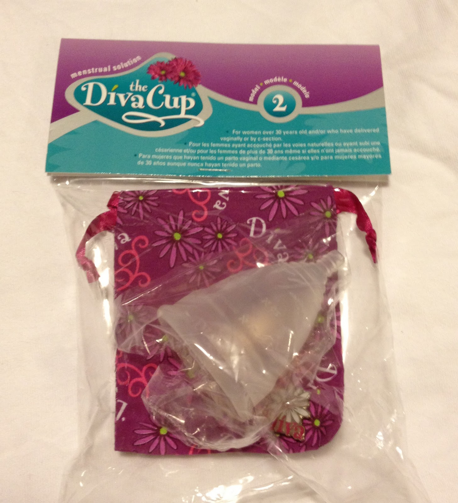 Diva cup review green lifestyle changes for A diva cup