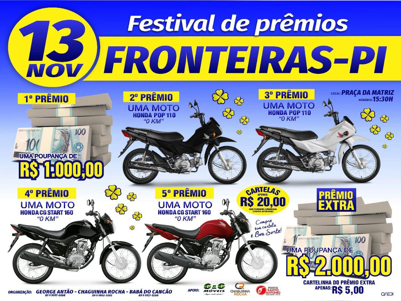 Festival de Prêmios de Fronteiras