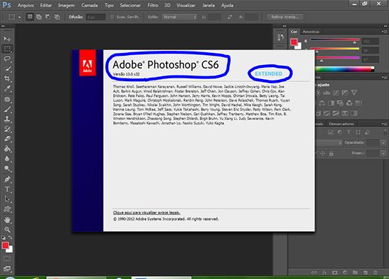 numero de serie do adobe photoshop cs6