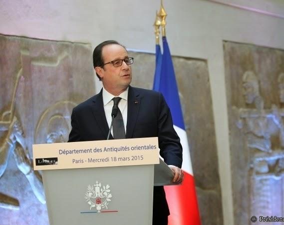 La fuerza simbólica del escenario. Hollande y el atentado de Túnez, por Olga Casal