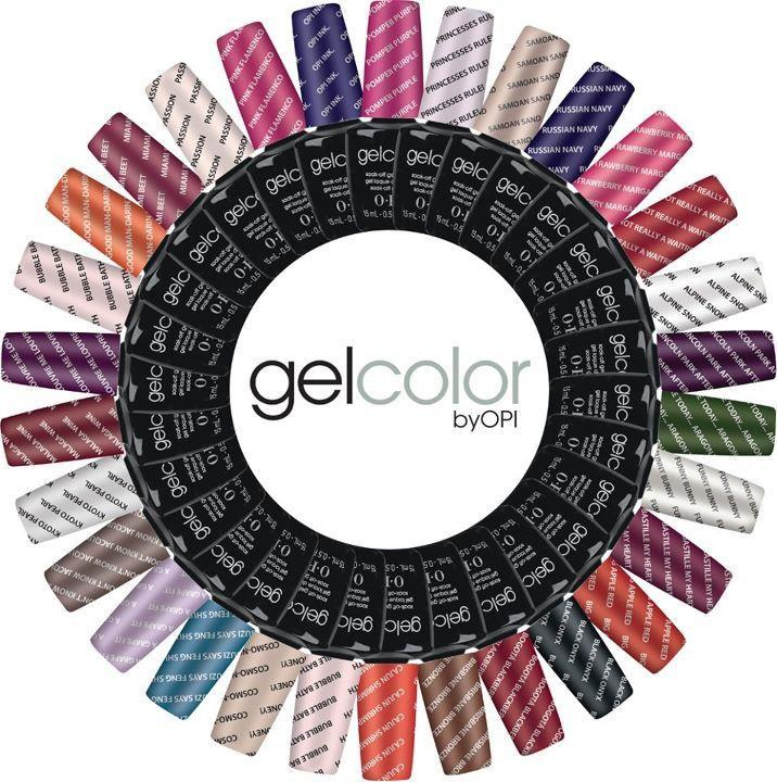 Her Beauty Diary: Gel Color by OPI