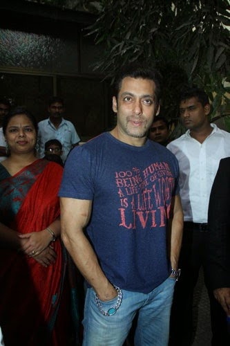 Salman Khan at BEING HUMAN Foundation's VEER Campaign Launch