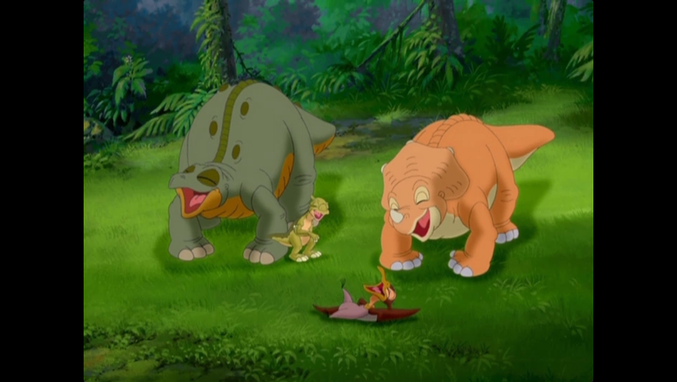 movie the land before time xi the invasion of the tinysauruses