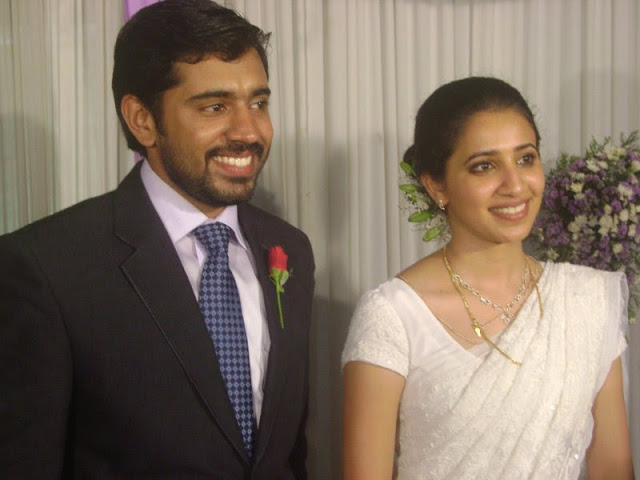 Malayalam Actor Nivin Pauly Family Photos Malayalam Actor Nivin Pauly