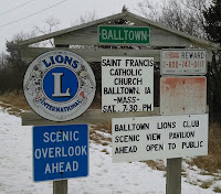 Small Town Signs