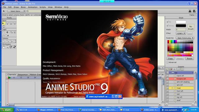 Anime Studio Pro 9 Full Serial Number - Mediafire